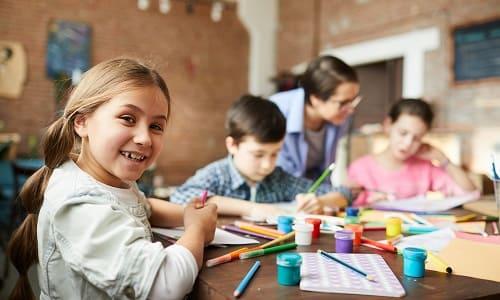 Групповые занятия адаптирую аутистов к социуму