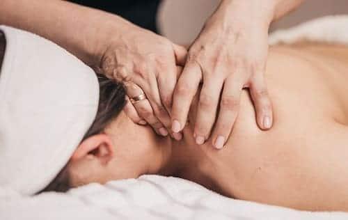 Массаж метод лечения при онемении и ВСД