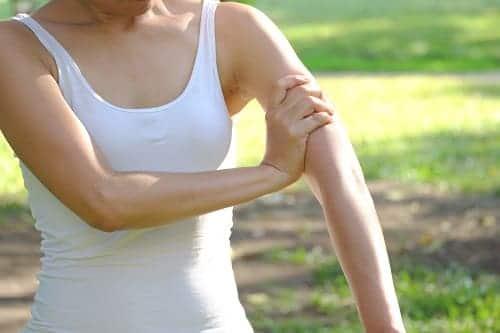 Онемение левой руки при ВСД