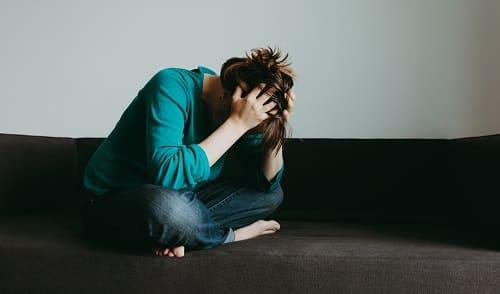 Тяжелый аутизм у взрослой женщины