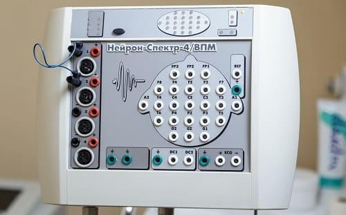 Аппарат ЭЭГ для диагностики резидуальной энцефалопатии