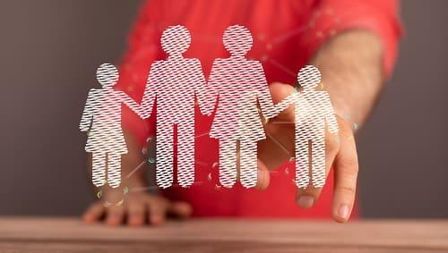Аутизм может появиться в семье здоровых людей