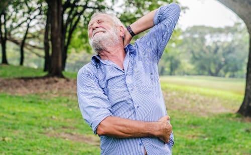 Боль в затылке с головокружением при гипертонии