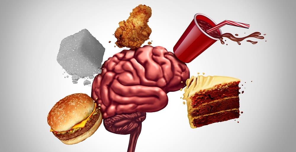 Фастфуд и пища, вызывающие энцефалопатию