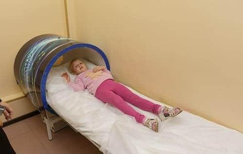 Процедура вихревых полей ребенку с энцефалопатией