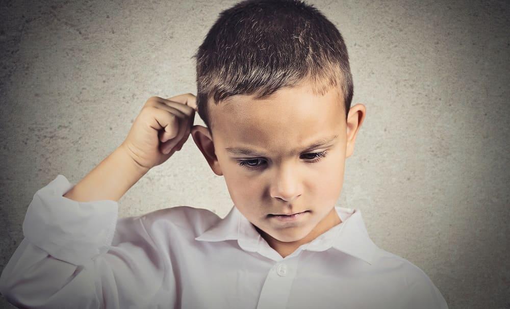 Ребенок с энцефалопатией и легкой ЗПР