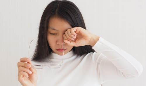 Сильное ухудшение зрения признак ретробульбарного неврита