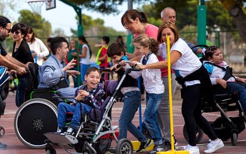 Социальная адаптация детей с аутизмом и ДЦП