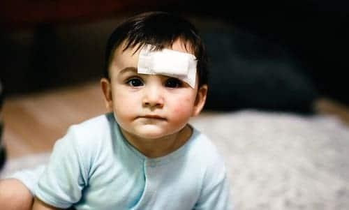 Травма головы бывает причиной резидуальной энцефалопатии