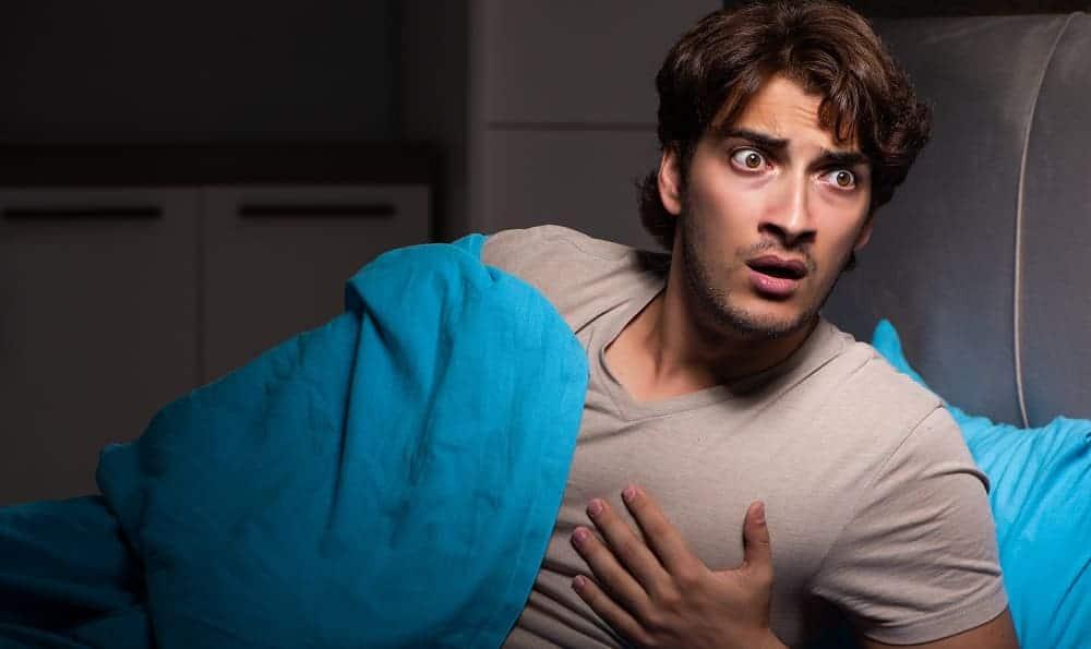 Ночные приступы ВСД ужасают