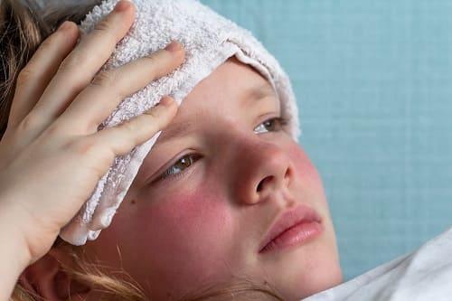 Боль во лбу при инфекции