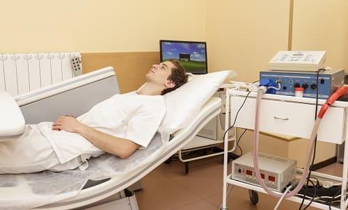 Физиопроцедуры в лечении затылочных болей