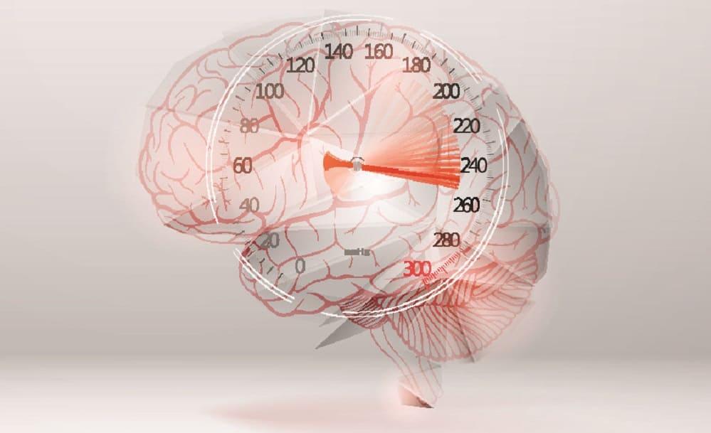 Повышенное давление губительно для мозга