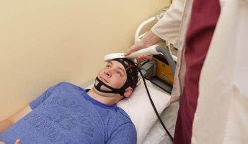 Лечение эпилепсии процедурой ТМС