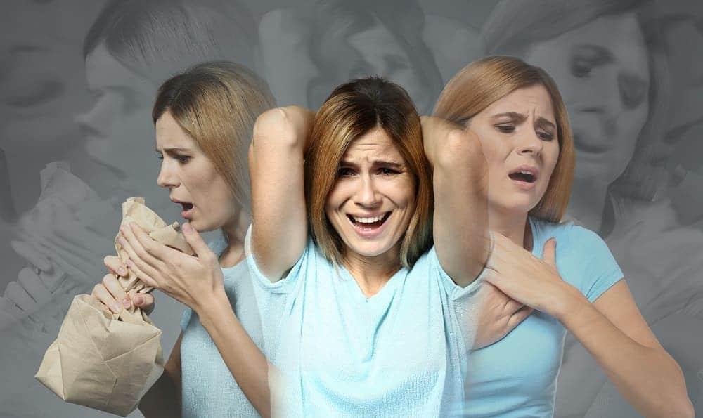 Нехватка воздуха и паника приступ ВСД