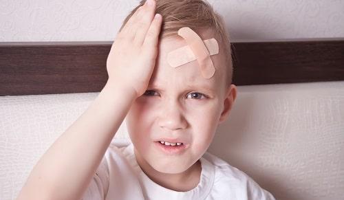 Травма причина головной боли