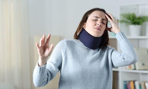 Голова кружится после травмы