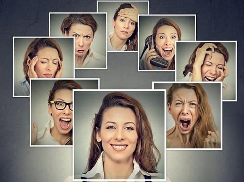 Перепады настроения при ВСД