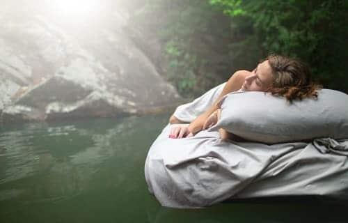 Полноценный сон и отдых