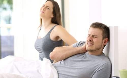 Боль в затылке после сна