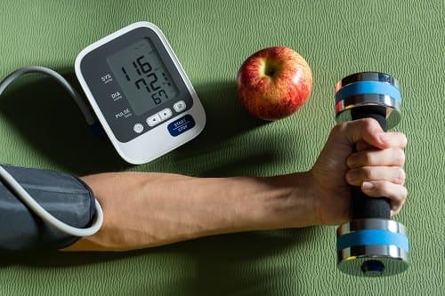 Физкультура нормализует давление при ВСД
