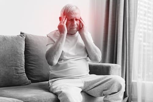 Головокружение симптом больных сосудов мозга