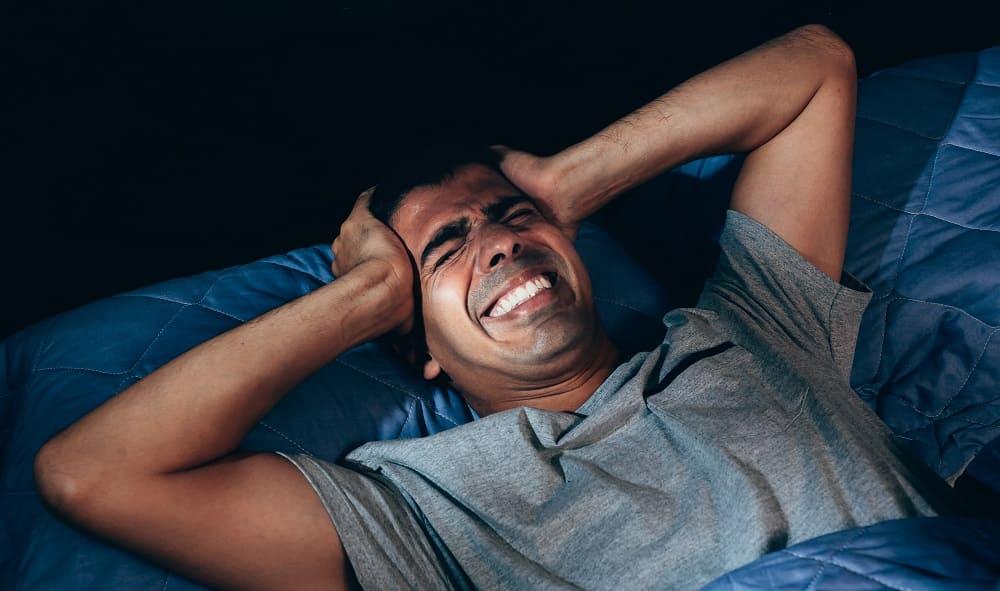 Мучительная головная боль ночью