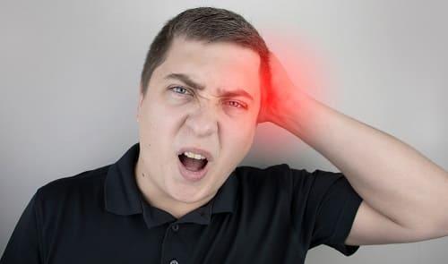Приступ затылочной невралгии