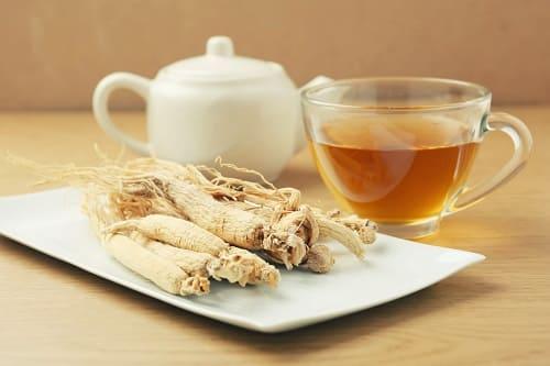 Чай и женьшень при гипотензии