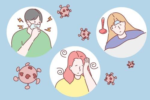 Инфекции причины головокружения и слабости