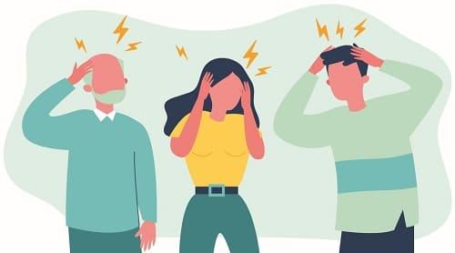 Концепт головной боли