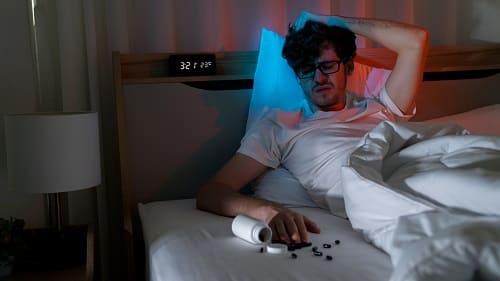 Нарушения сна причина головной боли