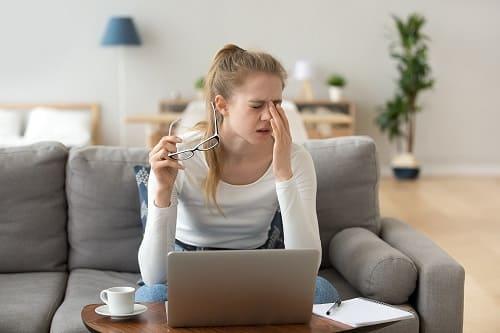 Приступ слабости и головокружения