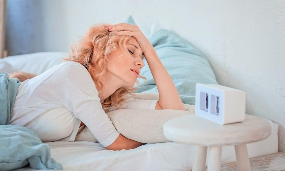 Симптом утренней головной боли