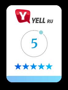 Показатель yell.ru 5