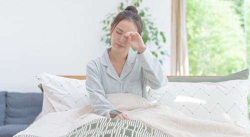 Анемия – причина сонливости и головной боли