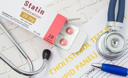 Лекарства для лечения атеросклероза