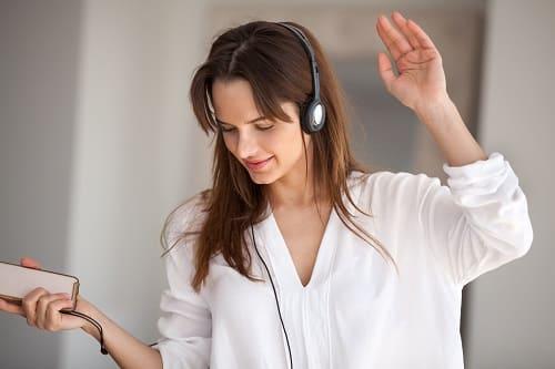 Музыка помогает против стресса