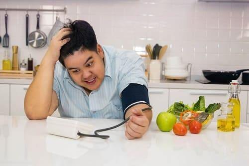 Ожирение и давление риск атеросклероза
