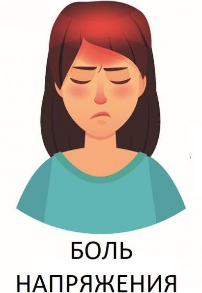 Симптом боли напряжения