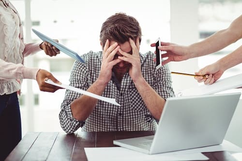 Стресс и головная боль напряжения