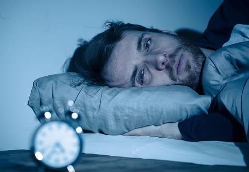 Бессонница невозможность уснуть