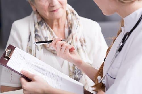 Диагностика головной боли опрос пациентки
