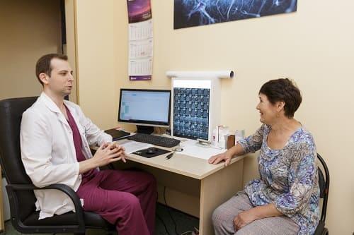 Консультация врача при бессоннице