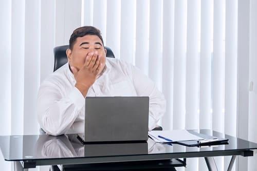 Плохой сон вызывает ожирение