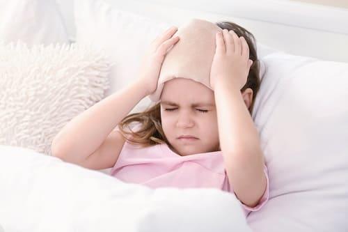 Головная боль и головокружение у ребенка