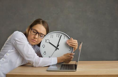 Рабочий график причина бессонницы