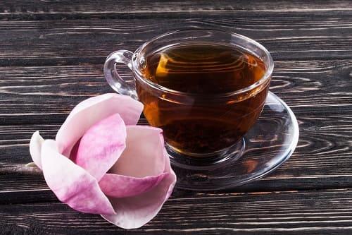 Чай с магнолией помогает уснуть