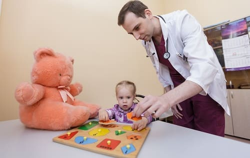 Диагностика ММД у ребенка