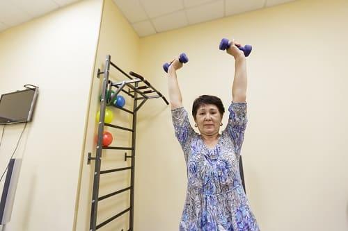 Физкультура профилактика боли в переносице